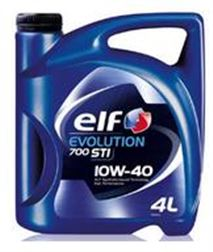 LF COMPETITION DIESEL 10W40  4L -  ELF COMPET 10/40...